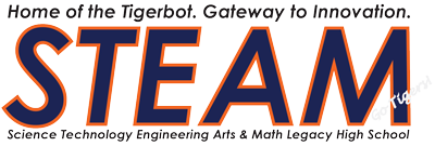 Science Technology Engineering Arts and Math  Logo